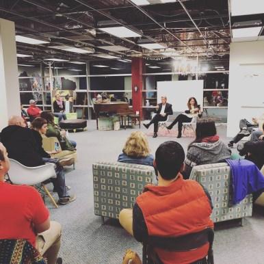 Creative Economy Meeting Sacramento December 2018 IMG_0969