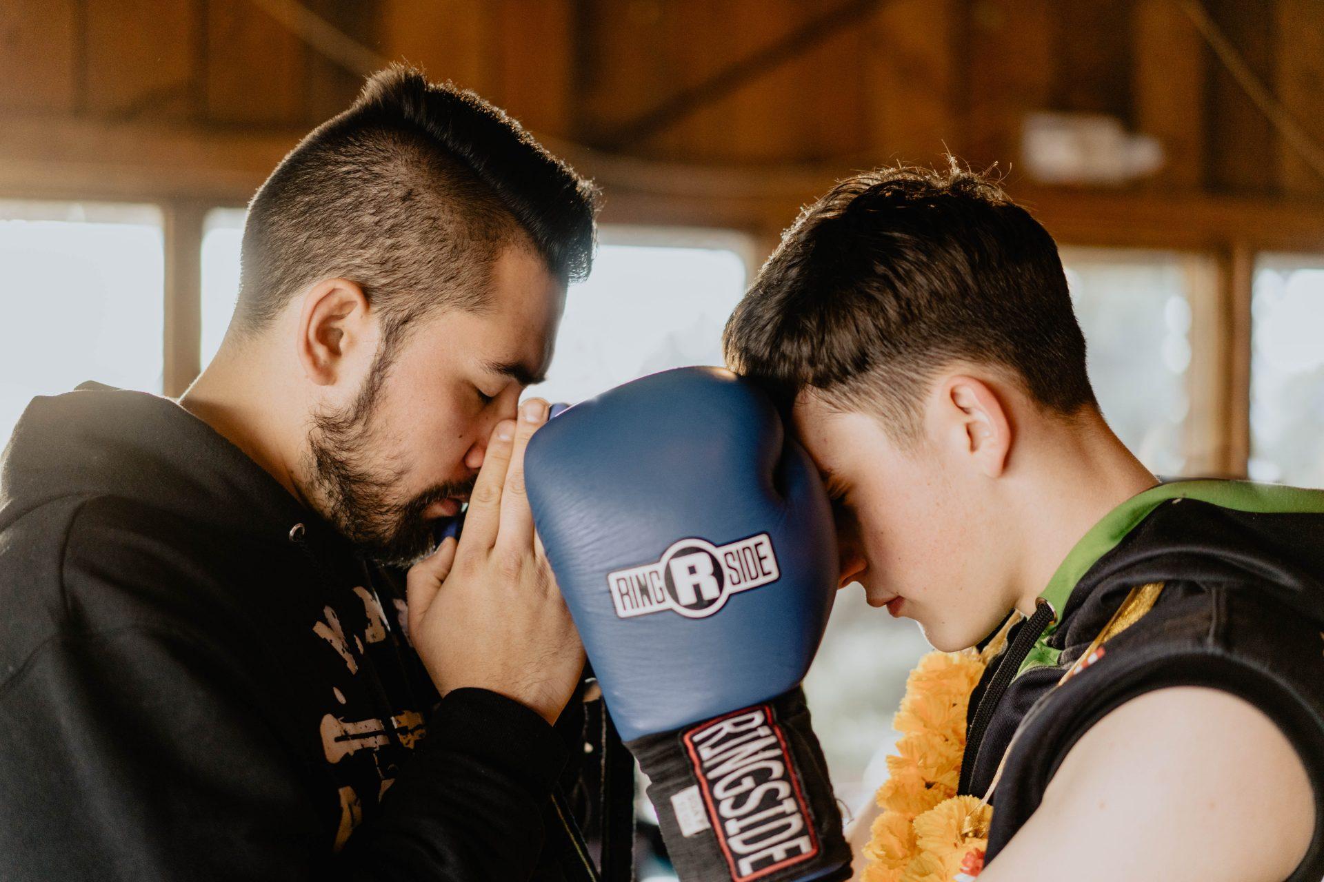 Muay Thai Tournament Event at The Atrium