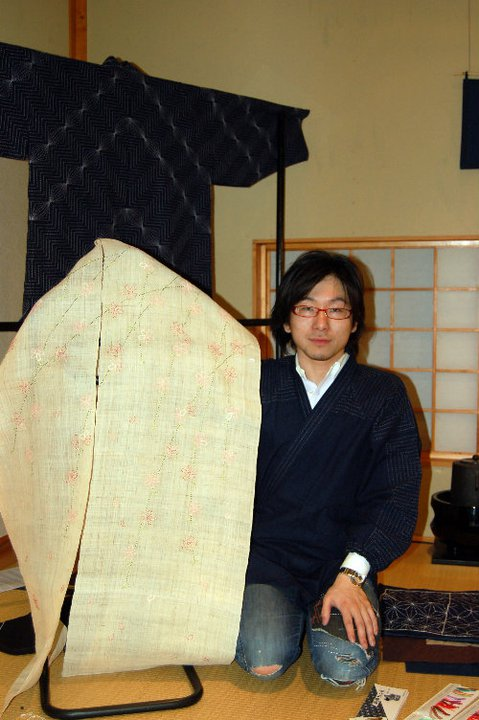 Atsushi Futatsuya Workshop in Netherlands