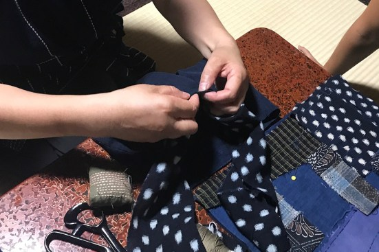 Customize Sashiko Workshop Sashiko Needle