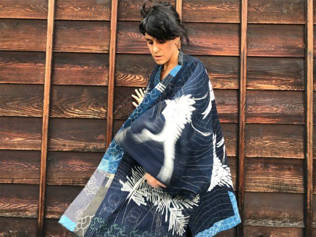 Sashiko Jacket 1st 1