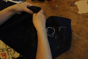 Sashiko and Animism 1