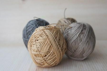 Kakishibu Dyed Thread
