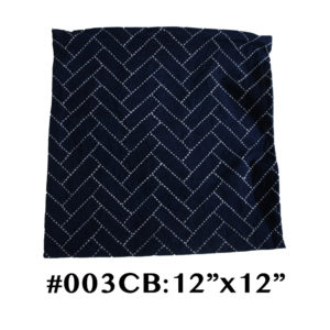 3CB Traditional Sashiko Cushion Cover