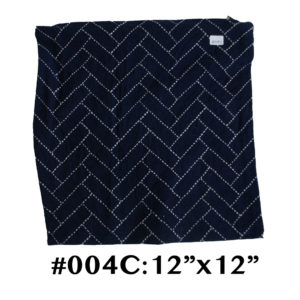 4C Traditional Sashiko Cushion Cover