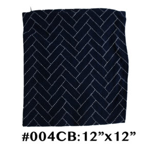 4CB Traditional Sashiko Cushion Cover