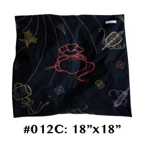 12 Takara Sashiko Cushion Cover
