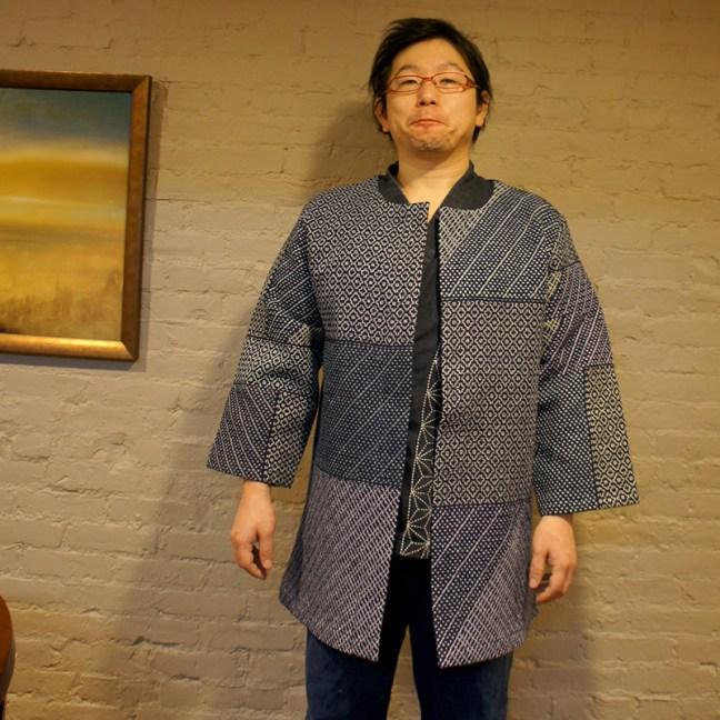 Enjoy with Keiko Futatsuya Jacket