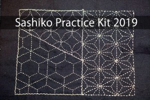 Sashiko Practice Kit 2019 Cover
