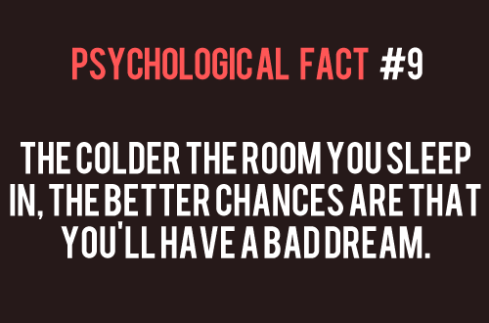 human Psychological Facts