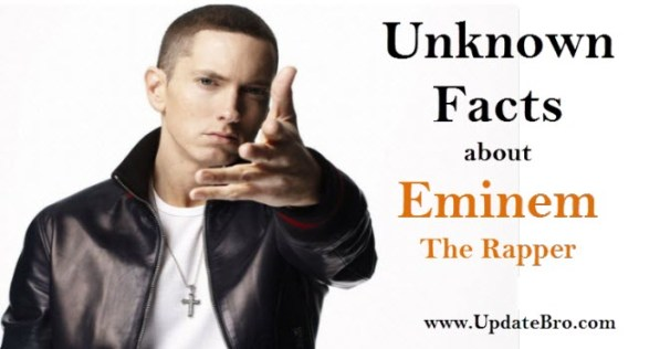 Unknown Facts about Eminem