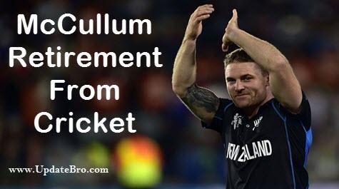 McCullum Retirement