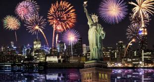 New Year Celebrations New York Live Watch Online