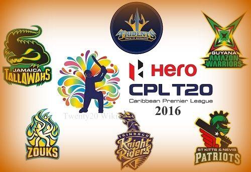 CPL-2016-Team-Squads