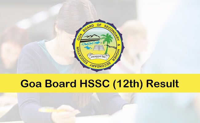 Goa-board-Hssc-12th-Results-name-wise