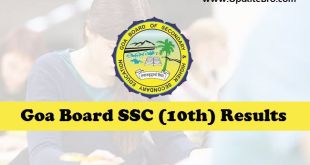 Goa-Board-SSC-Results-Name-Wise