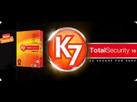 k7 total security antivirus