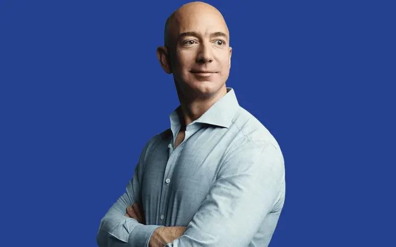 Jeff Bezos Prime Power