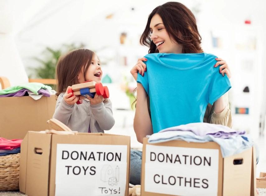 Donate Unwanted Stuff