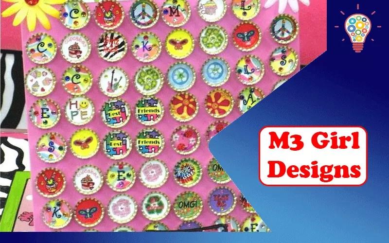 M3 Girl Designs