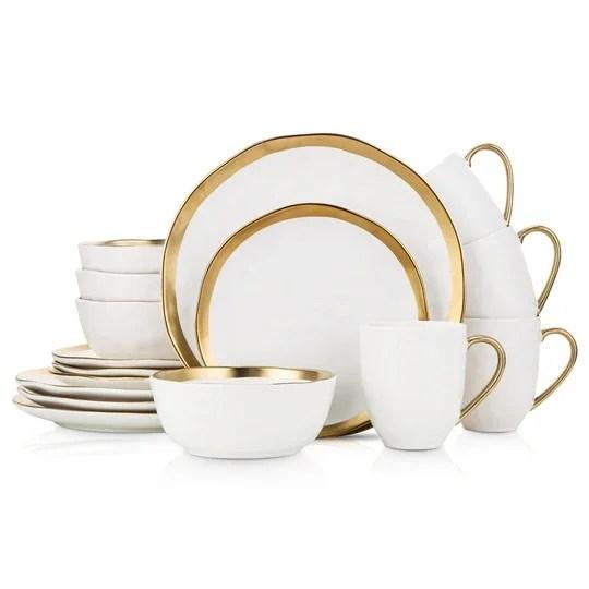 Porcelain Dinnerware Set