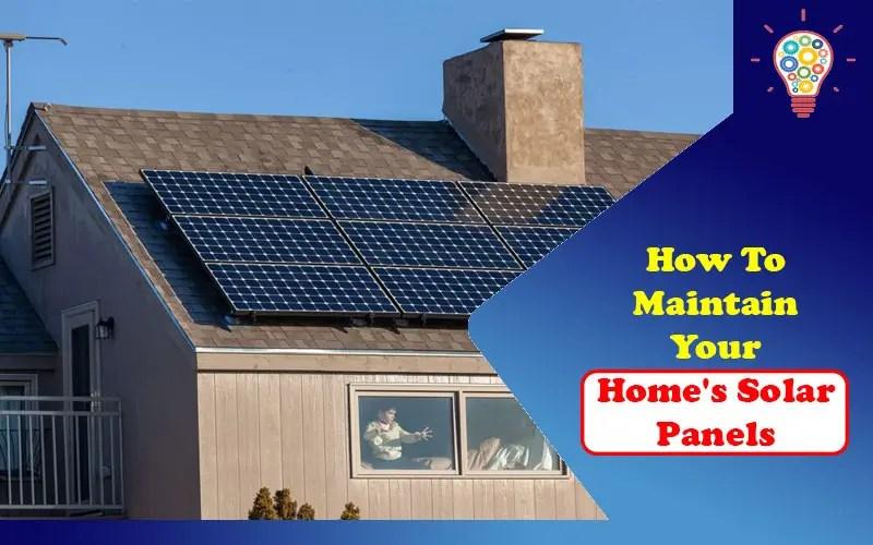 Home's Solar Panels