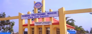 Nekede Polytechnic HND Result 2017/2018 is out