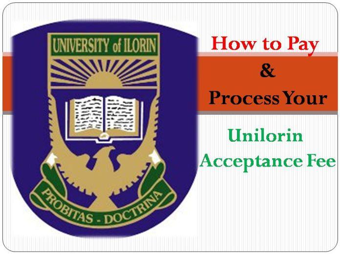 Unilorin Acceptance Fee