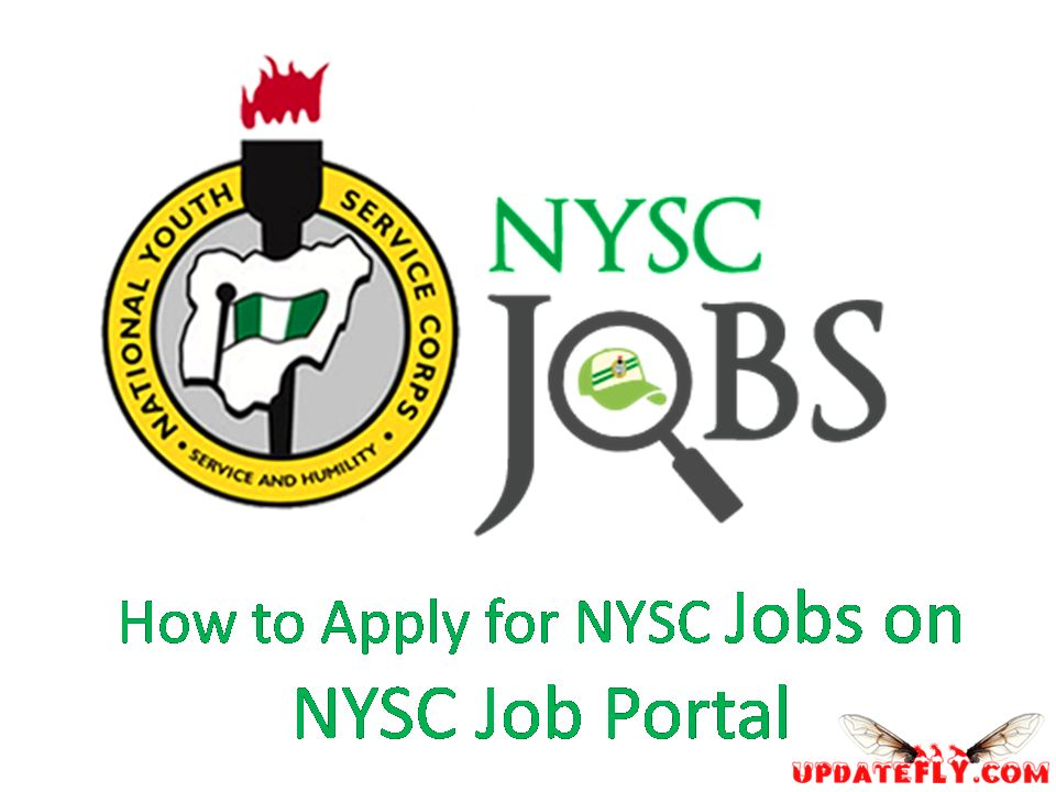 Image result for nysc job logo
