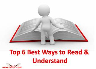 Best Ways to Read and Understand