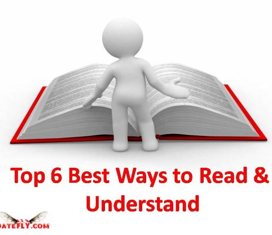 Best Ways to Read and Understand