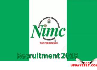 nimc recruitment 2018