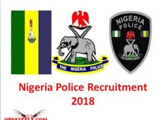 NigeriaPolice Recruitment 2018