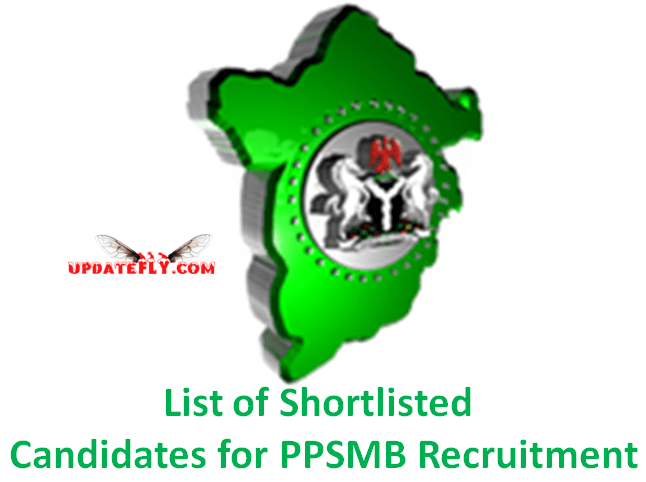 PPSMB Recruitment