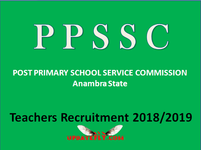 PPSSC Teachers Recruitment 2018