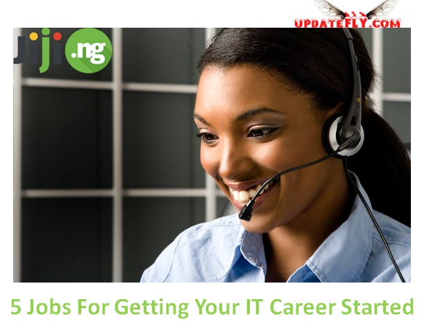 Getting Your IT Career Started