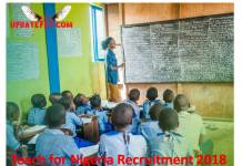 Teach for Nigeria Recruitment 2018