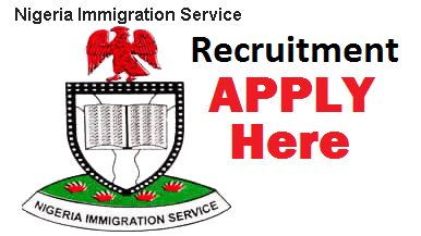 Nigeria Immigration Service (NIS) Recruitment 2020/2021 – http://www.nisrecruitment.org.ng