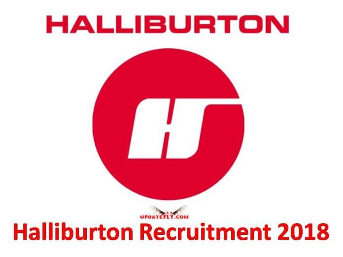 Halliburton Recruitment