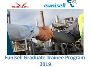 Eunisell Graduate Trainee Program 2019