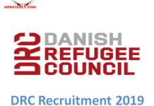 DRC Recruitment 2019