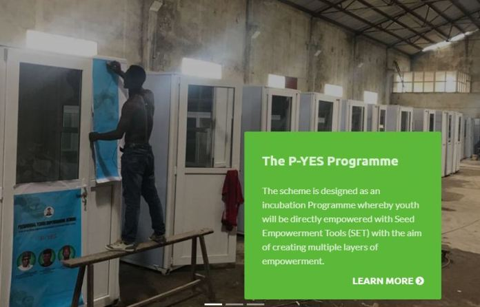 P-yes Recruitment 2019