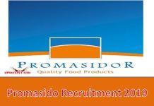Promasido Recruitment 2019
