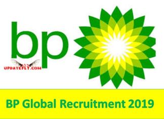 BP Global Recruitment 2019