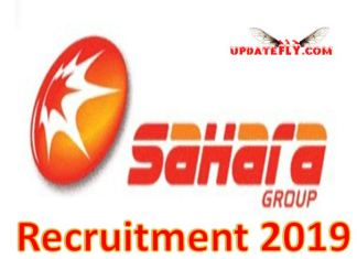 Sahara Group Recruitment 2019