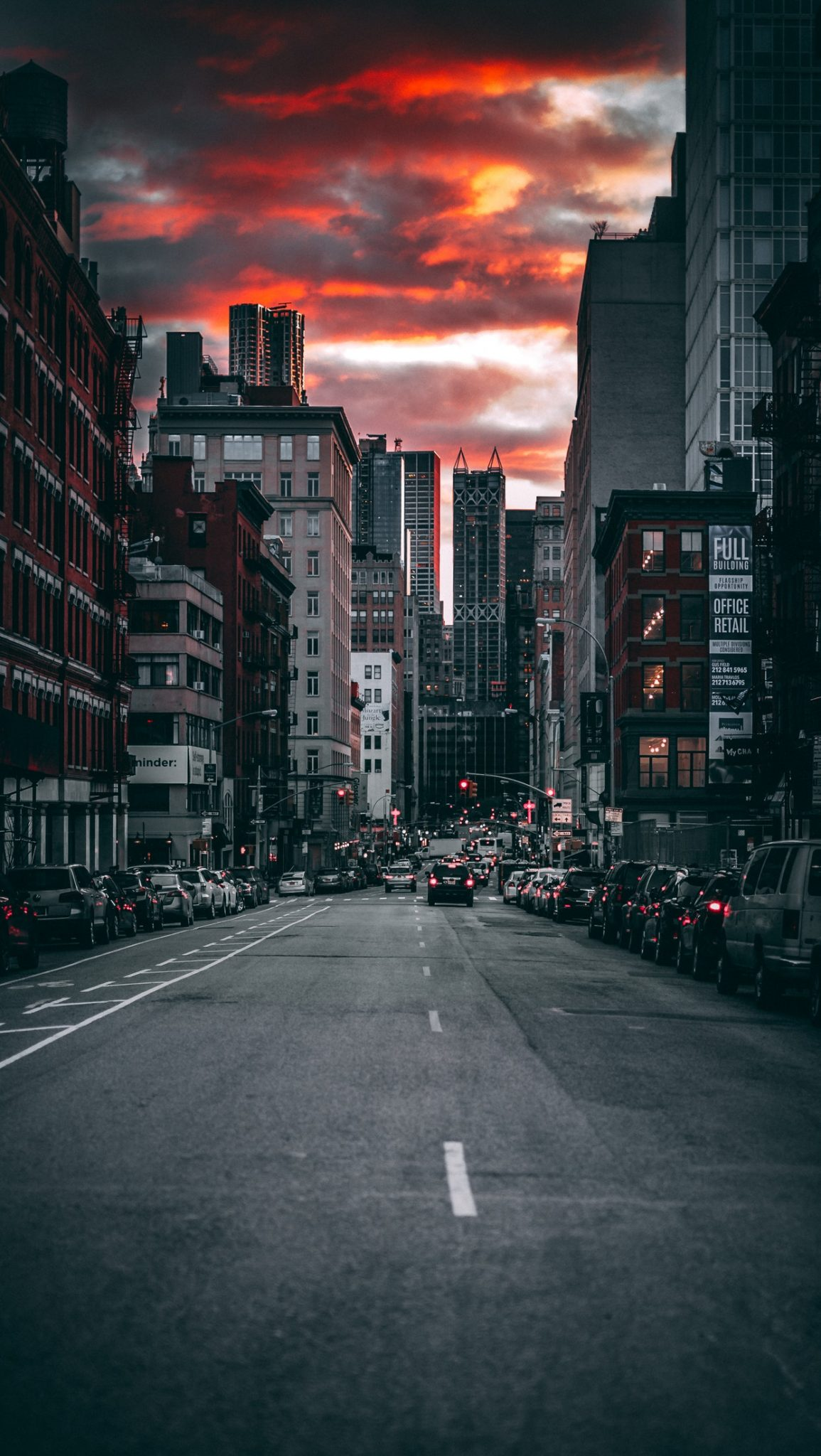 Free for commercial use ✓ no. Roadway during in city wallpaper for free - WallpapersUpdate