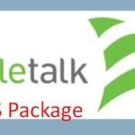 Teletalk SMS Package 100SMS 10Tk & 200SMS 5Tk Offer