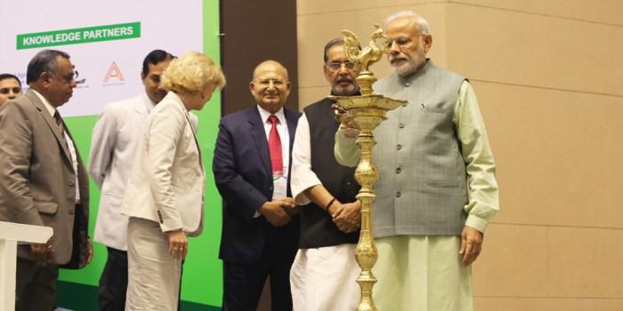 Narendra Modi IAC (International Agrobiodiversity Congress)