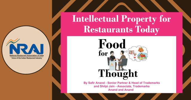 FOOD FOR THOUGHT BY SAFIR ANAND