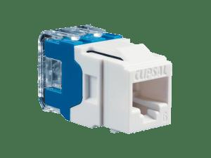 Clipsal  RJ45SMA6  Modular Socket, Category 6, UTP, RJ45